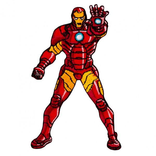 MARVEL Avengers IRON MAN Patch / Aufnäher