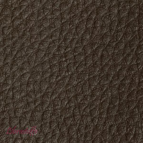 LibraPro Kunstleder - ebenholz 140 cm x 0,5 Lfm