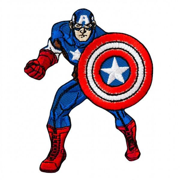 MARVEL Avengers Captain America Patch / Aufnäher