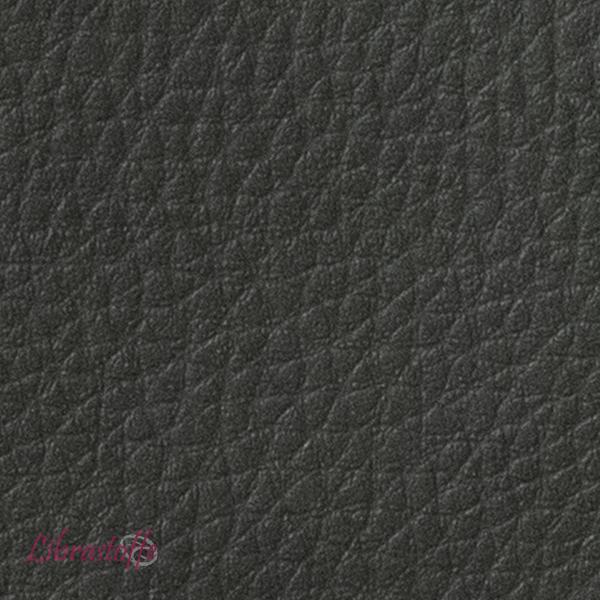LibraPro Kunstleder - anthrazit 140 cm x 0,5 Lfm