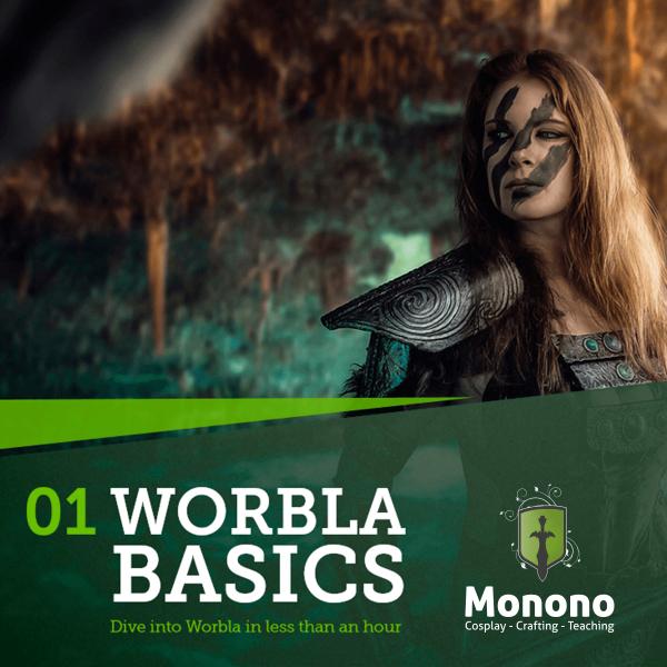 Anleitung - Worbla-Basics 1