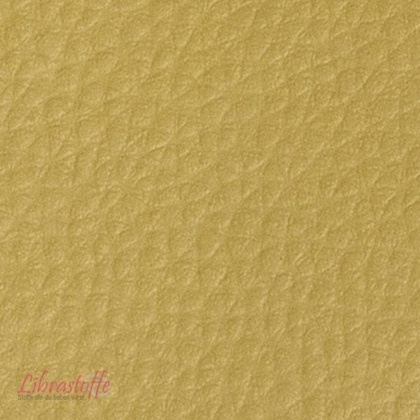 LibraPro Kunstleder - beige 140 cm x 0,5 Lfm